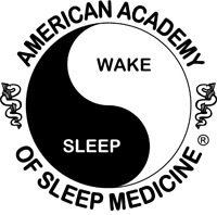 American Academy of Sleep Medicine accreditation logo